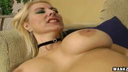 La milf blonde Dallas Diamondz se fait remplir la chatte - Vidéo porno hd - #02