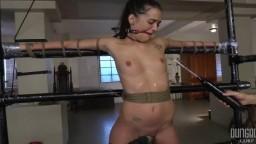 La première formation au bdsm de la petite américaine Gia Paige - Vidéo porno hd