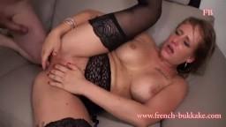 Casting bouillant de la belge Cecilia Lacroix avec sodomie et double pénétration - Vidéo porno hd