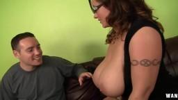 La cougar américaine Eva Notty est toujours à la recherche d'une bite dure - Vidéo porno hd