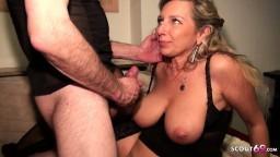 Sodomie avec la milf allemande à gros seins Nadja - Vidéo porno hd - #07