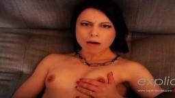 Sexe anal en gros plan avec la française Sisley Haim - Vidéo porno hd - #10
