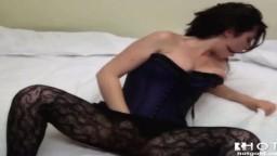 Une amatrice portugaise qui aime se faire ramoner le minou - Vidéo porno hd - #10