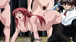 Insertion anale extrême pour une fille hentai pour son bdsm - Vidéo porno hd