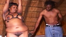 Cette grosse africaine nigériane se met au fétichisme - Vidéo porno hd