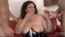 Double fisting et sodomie pour une grosse amatrice française - Vidéo porno hd